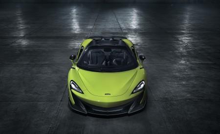 2020 McLaren 600LT Spider Wallpapers