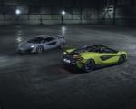 2020 McLaren 600LT Spider Wallpapers 150x120