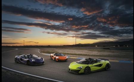 2020 McLaren 600LT Spider Wallpaper 450x275 (54)