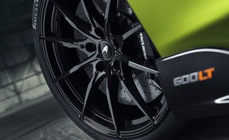 2020 McLaren 600LT Spider Wheel Wallpaper 450x275 (92)