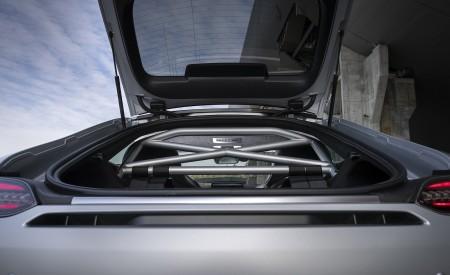 2020 Mercedes-AMG GT R Pro (Color: Designo Iridium Silver magno) Detail Wallpaper 450x275 (10)