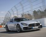 2020 Mercedes-AMG GT R Pro (Color: Designo Iridium Silver magno) Front Three-Quarter Wallpapers 150x120 (2)
