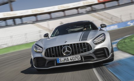 2020 Mercedes-AMG GT R Pro Wallpapers HD