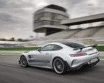 2020 Mercedes-AMG GT R Pro (Color: Designo Iridium Silver magno) Rear Three-Quarter Wallpapers 150x120 (4)