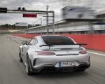 2020 Mercedes-AMG GT R Pro (Color: Designo Iridium Silver magno) Rear Wallpapers 150x120 (5)