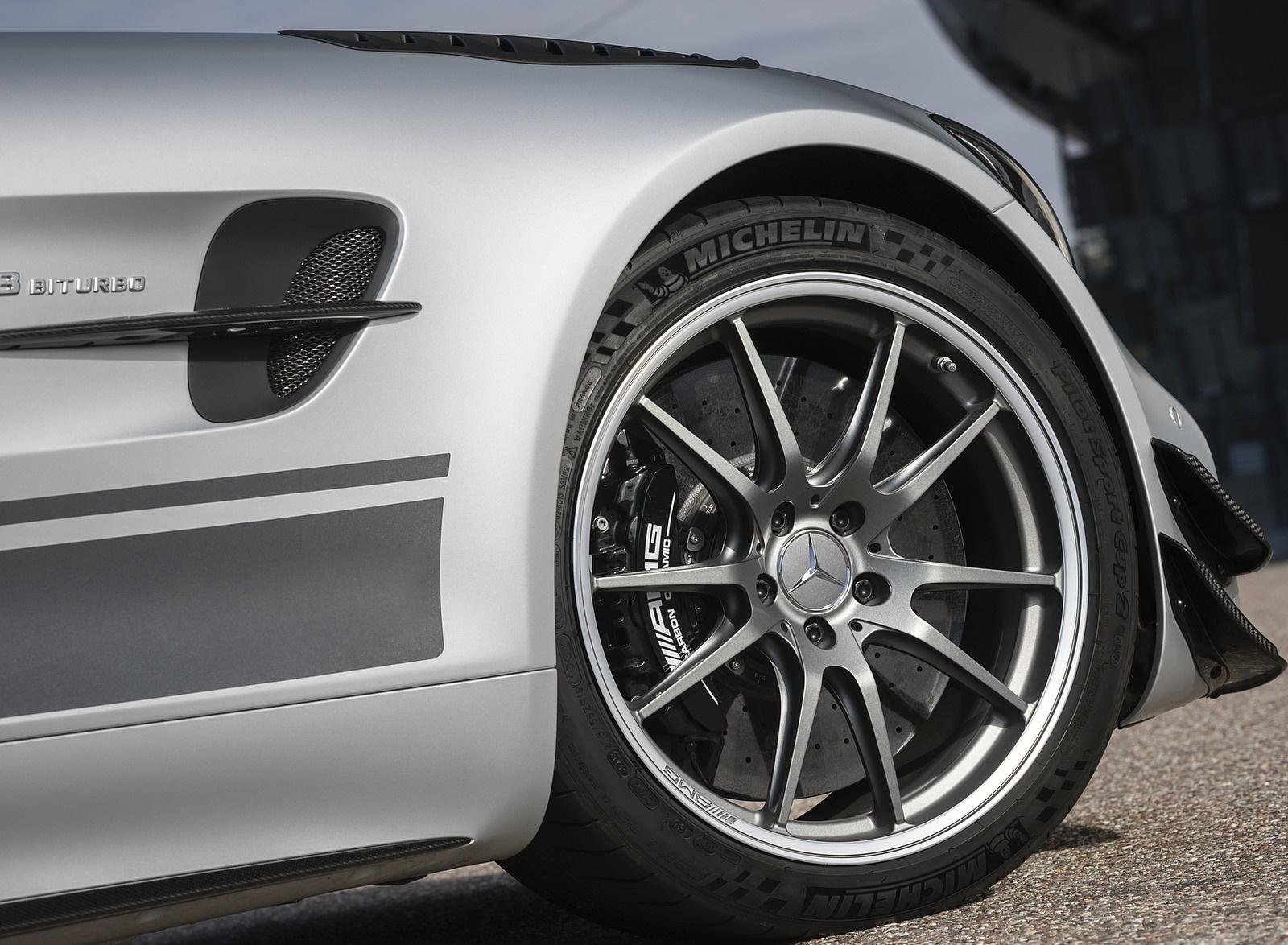 2020 Mercedes-AMG GT R Pro (Color: Designo Iridium Silver magno) Wheel Wallpapers (8)
