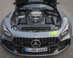 2020 Mercedes-AMG GT R Pro (Color: Designo Selenite Gray Magno) Engine Wallpapers 150x120 (21)