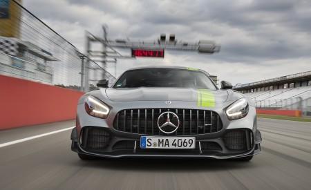 2020 Mercedes-AMG GT R Pro (Color: Designo Selenite Gray Magno) Front Wallpaper 450x275 (16)