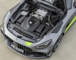2020 Mercedes-AMG GT R Pro (Color: Selenite Grey Magno) Engine Wallpapers 150x120 (42)