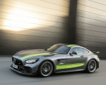 2020 Mercedes-AMG GT R Pro (Color: Selenite Grey Magno) Front Three-Quarter Wallpapers 150x120 (33)
