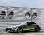 2020 Mercedes-AMG GT R Pro (Color: Selenite Grey Magno) Front Three-Quarter Wallpapers 150x120 (23)