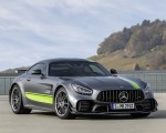 2020 Mercedes-AMG GT R Pro (Color: Selenite Grey Magno) Front Three-Quarter Wallpapers 150x120 (24)