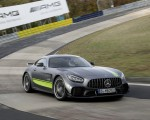 2020 Mercedes-AMG GT R Pro (Color: Selenite Grey Magno) Front Three-Quarter Wallpapers 150x120 (31)