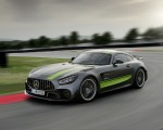 2020 Mercedes-AMG GT R Pro (Color: Selenite Grey Magno) Front Three-Quarter Wallpapers 150x120 (32)