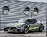 2020 Mercedes-AMG GT R Pro (Color: Selenite Grey Magno) Front Three-Quarter Wallpapers 150x120 (25)