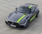 2020 Mercedes-AMG GT R Pro (Color: Selenite Grey Magno) Front Wallpapers 150x120 (22)