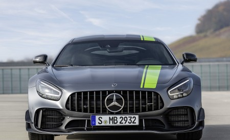 2020 Mercedes-AMG GT R Pro (Color: Selenite Grey Magno) Front Wallpaper 450x275 (26)