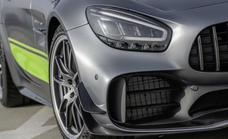 2020 Mercedes-AMG GT R Pro (Color: Selenite Grey Magno) Headlight Wallpaper 450x275 (40)