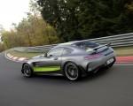 2020 Mercedes-AMG GT R Pro (Color: Selenite Grey Magno) Rear Three-Quarter Wallpapers 150x120 (34)
