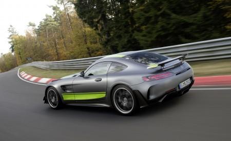2020 Mercedes-AMG GT R Pro (Color: Selenite Grey Magno) Rear Three-Quarter Wallpaper 450x275 (34)