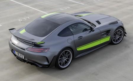 2020 Mercedes-AMG GT R Pro (Color: Selenite Grey Magno) Rear Three-Quarter Wallpaper 450x275 (29)
