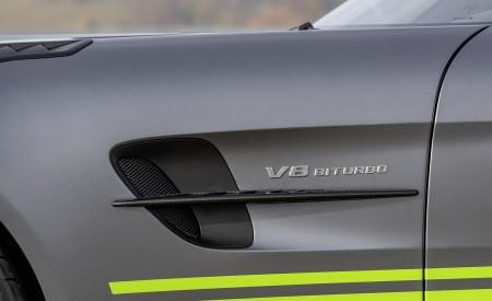 2020 Mercedes-AMG GT R Pro (Color: Selenite Grey Magno) Side Vent Wallpaper 450x275 (39)