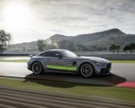 2020 Mercedes-AMG GT R Pro (Color: Selenite Grey Magno) Side Wallpapers 150x120 (37)