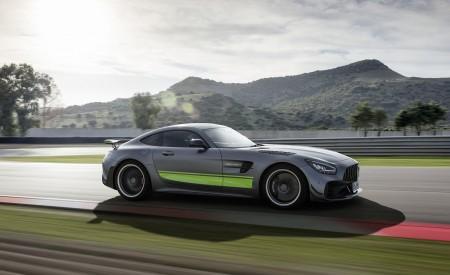 2020 Mercedes-AMG GT R Pro (Color: Selenite Grey Magno) Side Wallpaper 450x275 (37)