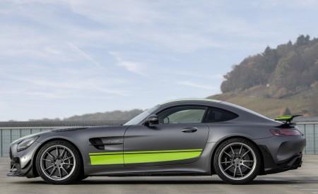 2020 Mercedes-AMG GT R Pro (Color: Selenite Grey Magno) Side Wallpaper 450x275 (28)