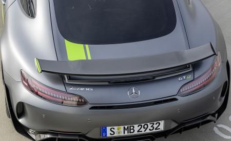 2020 Mercedes-AMG GT R Pro (Color: Selenite Grey Magno) Spoiler Wallpaper 450x275 (38)