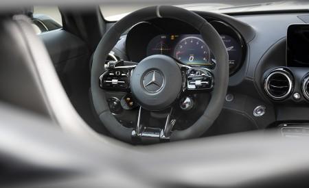 2020 Mercedes-AMG GT R Pro Interior Steering Wheel Wallpaper 450x275 (13)
