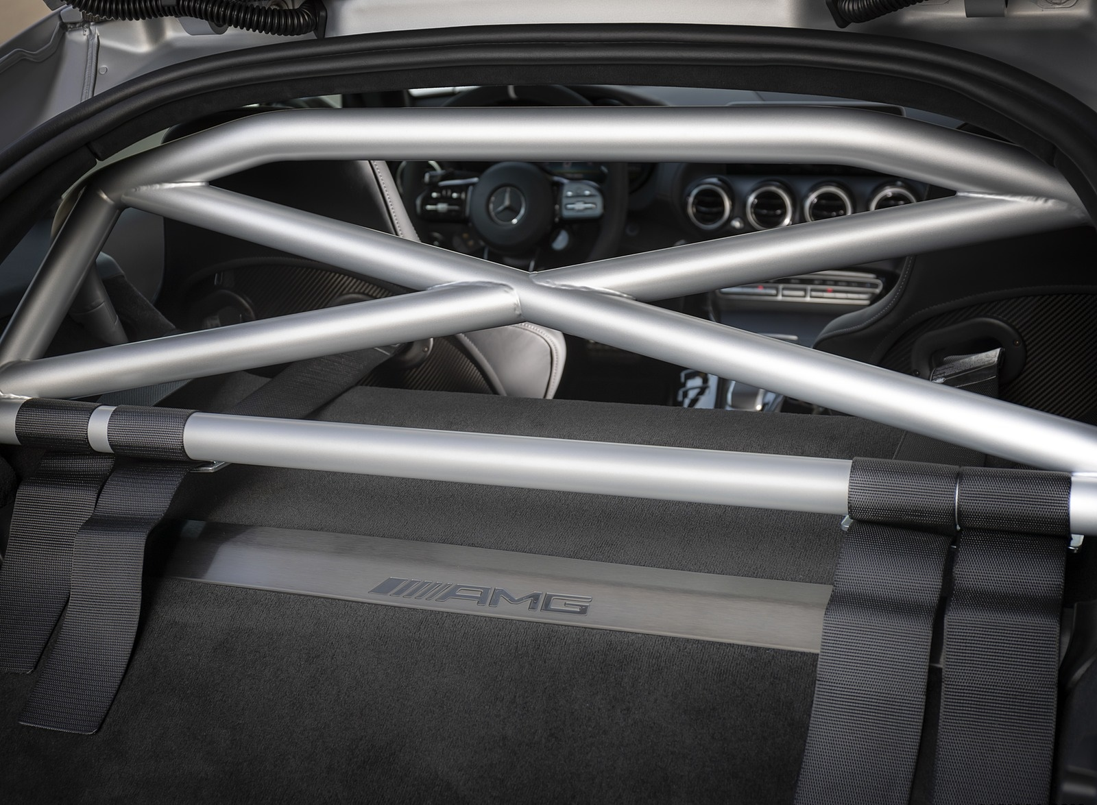 2020 Mercedes-AMG GT R Pro Roll Cage Wallpaper (11)