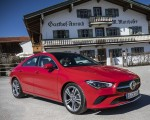 2020 Mercedes-Benz CLA 200 Coupe (Color: Jupiter Red) Front Three-Quarter Wallpapers 150x120 (25)