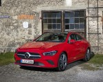 2020 Mercedes-Benz CLA 200 Coupe (Color: Jupiter Red) Front Three-Quarter Wallpapers 150x120 (23)