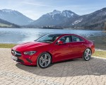 2020 Mercedes-Benz CLA 200 Coupe (Color: Jupiter Red) Front Three-Quarter Wallpapers 150x120 (24)