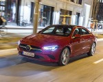 2020 Mercedes-Benz CLA 200 Coupe (Color: Jupiter Red) Front Three-Quarter Wallpapers 150x120 (21)