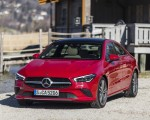 2020 Mercedes-Benz CLA 200 Coupe (Color: Jupiter Red) Front Wallpapers 150x120 (26)
