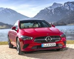 2020 Mercedes-Benz CLA 200 Coupe (Color: Jupiter Red) Front Wallpapers 150x120 (27)