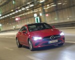 2020 Mercedes-Benz CLA 200 Coupe (Color: Jupiter Red) Front Wallpapers 150x120 (22)