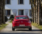 2020 Mercedes-Benz CLA 200 Coupe (Color: Jupiter Red) Rear Wallpapers 150x120 (31)