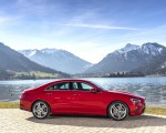 2020 Mercedes-Benz CLA 200 Coupe (Color: Jupiter Red) Side Wallpapers 150x120 (32)