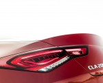 2020 Mercedes-Benz CLA 200 Coupe (Color: Jupiter Red) Tail Light Wallpapers 150x120 (36)