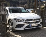 2020 Mercedes-Benz CLA 220 d Coupe AMG Line (Color: Digital White Metallic) Front Wallpapers 150x120 (48)