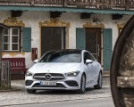 2020 Mercedes-Benz CLA 220 d Coupe AMG Line (Color: Digital White Metallic) Front Wallpapers 150x120 (47)