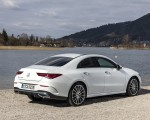 2020 Mercedes-Benz CLA 220 d Coupe AMG Line (Color: Digital White Metallic) Rear Three-Quarter Wallpapers 150x120 (49)