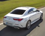 2020 Mercedes-Benz CLA 220 d Coupe AMG Line (Color: Digital White Metallic) Rear Three-Quarter Wallpapers 150x120 (41)