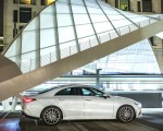 2020 Mercedes-Benz CLA 220 d Coupe AMG Line (Color: Digital White Metallic) Side Wallpapers 150x120 (50)