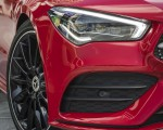 2020 Mercedes-Benz CLA 250 4MATIC Coupe AMG Line (Color: Jupiter Red) Headlight Wallpapers 150x120 (15)