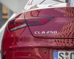 2020 Mercedes-Benz CLA 250 4MATIC Coupe AMG Line (Color: Jupiter Red) Tail Light Wallpapers 150x120 (14)