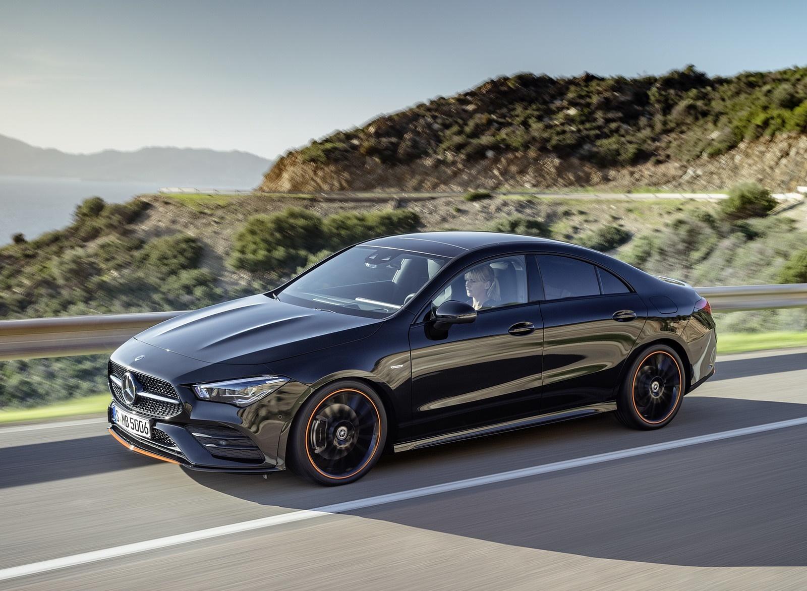 2020 Mercedes CLA 250 New Concept